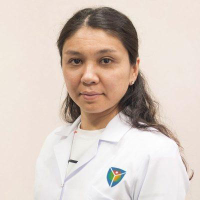 Умарбаева Дильноза Абдувалиевна